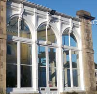 window cleaning for residential conservatories